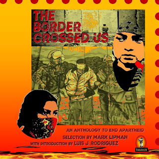 The Border Crossed Us Anthology Cover