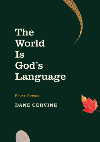 The World Is God's Language COVER
